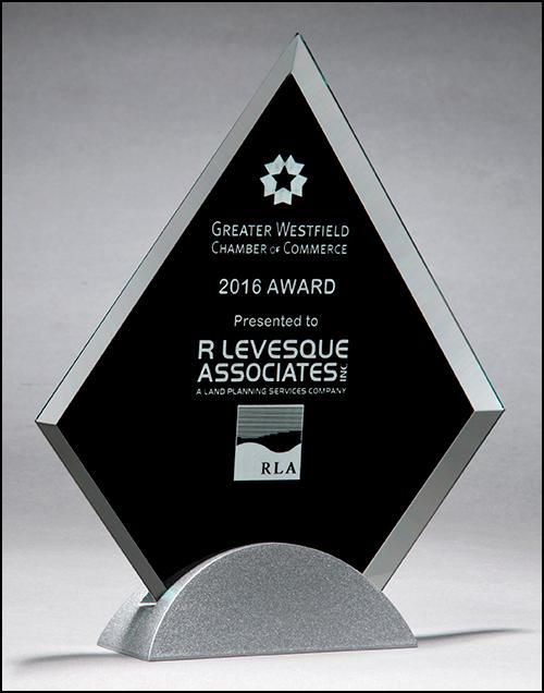 Black Diamond Glass Award