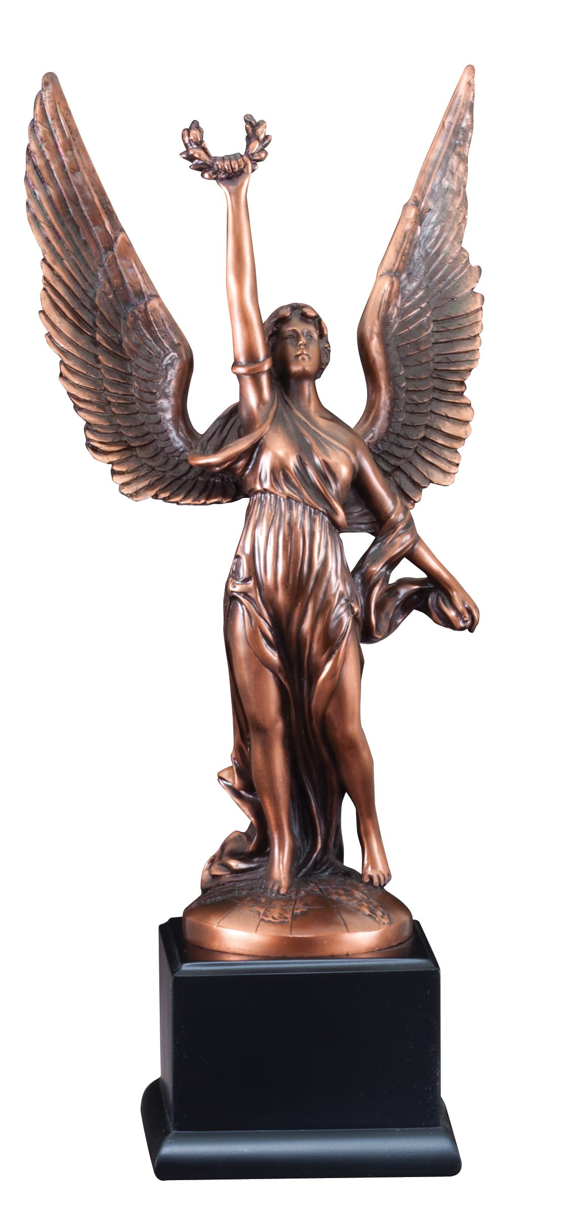 RESIN WINGED VICTORY