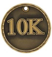"""2"""" 3D 10K Medal"""