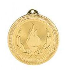 "2"" Victory Laserable BriteLazer Medal"