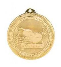 "2"" Orchestra Laserable BriteLazer Medal"