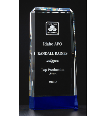 Premium Series Crystal Award