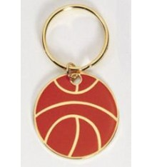 BASKETBALL KEY TAG