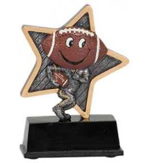 "5"" Football Little Pal Resin"