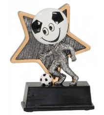 "5"" Soccer Little Pal Resin"