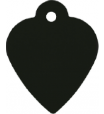 "1 3/8"" x 1 1/4"" Heart Pet Tag"
