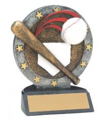 """4 1/2"""" Baseball All Star Resin"""