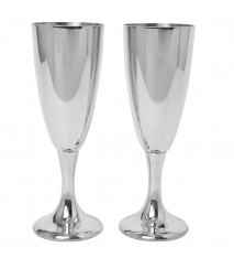 Champagne Flutes, set of 2