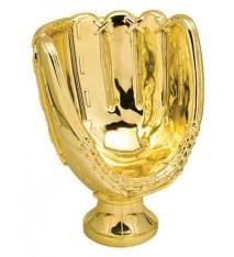 "10 3/4"" Gold Metallized Glove Resin"