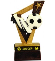 "6 1/2"" Soccer Trophybands Resin"
