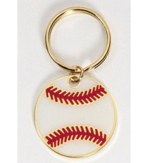BASEBALL KEY TAG