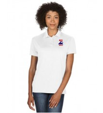 MCSL OFFICIALS WOMEN'S MOISTURE WICKING POLO