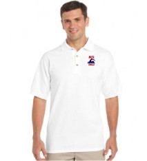 MCSL OFFICIALS MEN'S MOISTURE WICKING POLO
