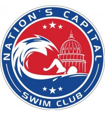 NATION'S CAPITAL SWIM CLUB MAGNET