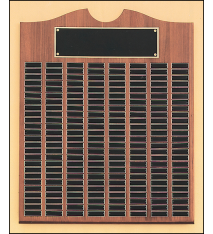 Perpetual/Annual Plaques