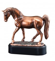 "Tennessee Walker Statue 8.5"""
