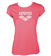 ARENA Womens Gym Logo Short Sleeve Tee
