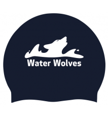 YMCA WATER WOLVES COMPETITION SILICONE CAP