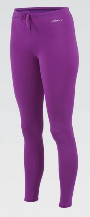 DOLFIN Womens AQUASHAPE Purple Aqua Tight