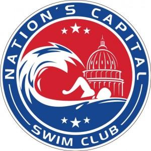 NATION'S CAPITAL SWIM CLUB MAGNET